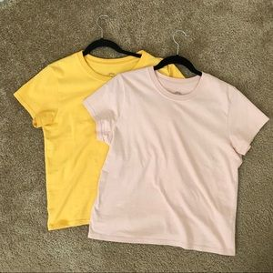 """Urban Outfitters """"Little Brother"""" Tees"""